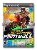 NTSC USA - World Championship Paintball PS2 unikat