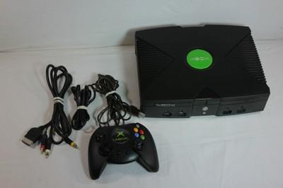Konsola Microsoft Xbox Pad Stan Kolekcjomerski