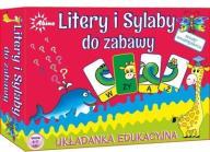 Układanka - Litery i sylaby ABINO