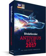 BitDefender Antivirus Plus 2017 1PC / 1Rok Kont