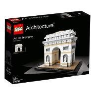 KLOCKI LEGO ARCHITECTURE ŁUK TRYUMFALNY