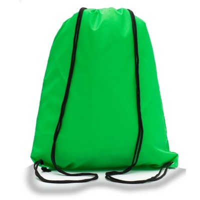 Plecak, worek do szatni zielony 08695.05