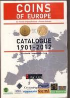 COINS OF EUROPE; katalog monet 1901-2012; Kosinski