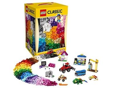 LEGO CLASSIC 10697 XXL Wielka wieza zestaw 1500 kl