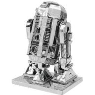 R2D2 STAR WARS droid model metalowy metal earth