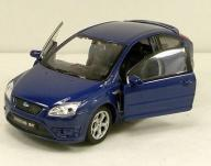 WELLY FORD FOCUS ST metal 1:34 otwIerane drzwi 24H
