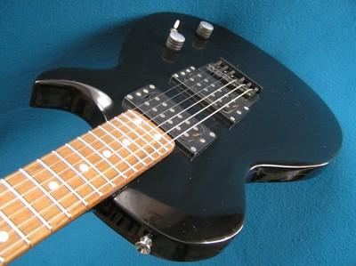 Gitara lutnicza Les Paul PRESTO pas Ibanez , Canto