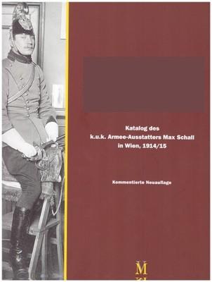 Austro Węgry Katalog umundurowanie i wyposażenie
