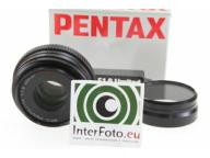 InterFoto: Pentax 43mm F1.9 FA Limited Black NOWY
