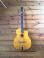 Gitara Gypsy Jazz - Gitane DG255