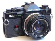 OLYMPUS OM-2SP Spot/Program + OLYMPUS Zuiko 50/1.8