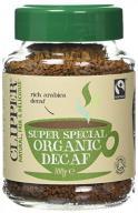 Clipper Fairtrade Medium Roast Decaffeinated Organ