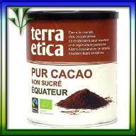 Kakao mielone Bio FT Terra Etica 200g Cafe Michel