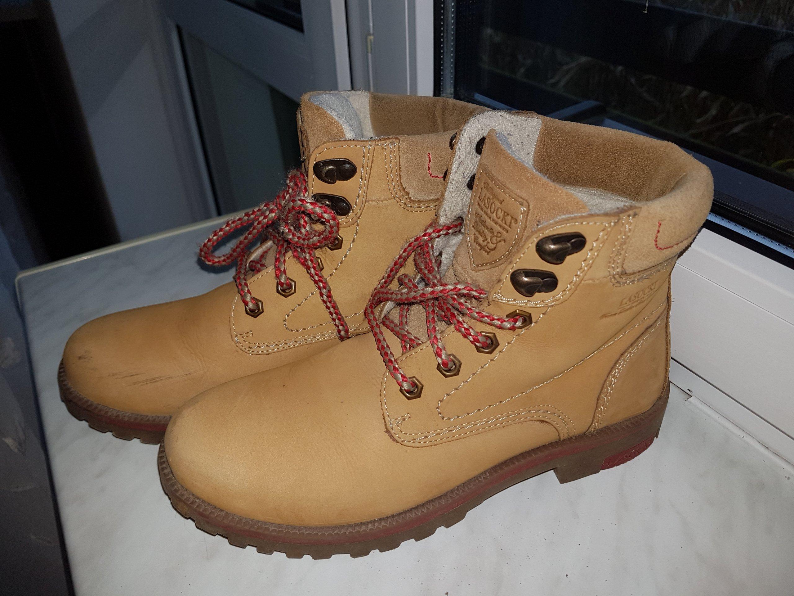 Zimowe buty damskie dziewczęce Lasocki