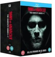 Synowie Anarchii [23 Blu-ray] Sons Of Anarchy: 1-7