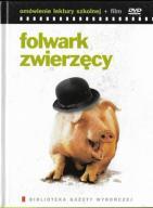 Folwark zwierzęcy DVD / stan bdb