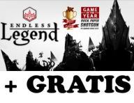 Endless Legend - Classic Edition - STEAM + GRATIS!