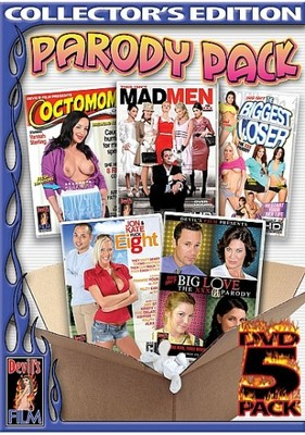 filmy sex parodia