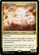 Child of Alara (FtV: Annihilation) FOIL ~ MTG @SPC