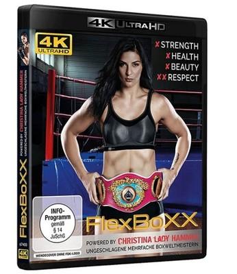 FlexBoxx Blu-ray 4K Ultra HD Christina Lady Hammer