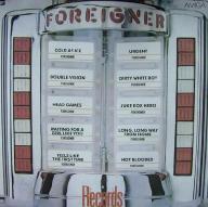 Foreigner - Records - AMIGA EX