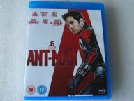 ANT-MAN BLU-RAY DISC UK 2015 IDEAŁ
