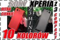 ETUI POKROWIEC 0,3mm Sony Xperia Z3 MINI COMPACT