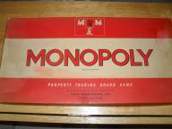 Gra planszowa MONOPOLY z 1973r