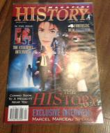 Magazyn HIStory nr. 4 MICHAEL JACKSON Unikat!