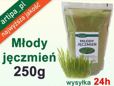 green barley plus a karmienie piersią