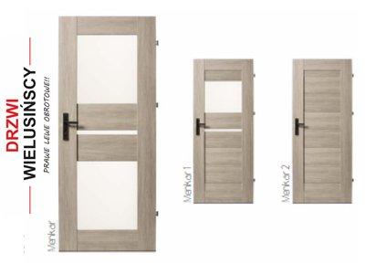 Drzwi Wielusińscy - Menkar
