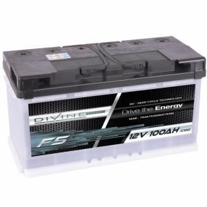 Akumulator DIVINE F5 100Ah