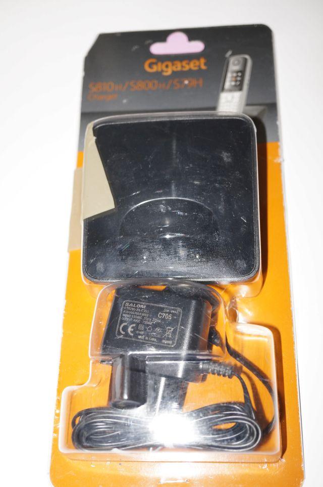 Ładowarka słuchawki telefonu Gigaset S810H/S800H