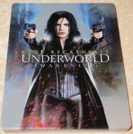 Blu-Ray : Underworld Przebudzenie STEELBOOK