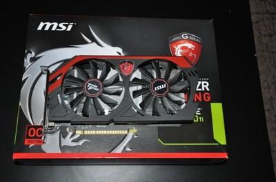 Msi Geforce Gtx 750 Ti 2gb Twin Frozr Oc 6723156745 Oficjalne Archiwum Allegro
