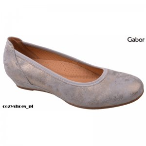 vast selection great deals 2017 differently 40% SKÓRZANE BUTY GABOR 42.690.93 roz 38 - 6350946083 ...