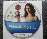 VIDEO STUDIO 9 SE DVD