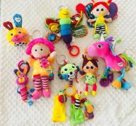 Zabawki LAMAZE