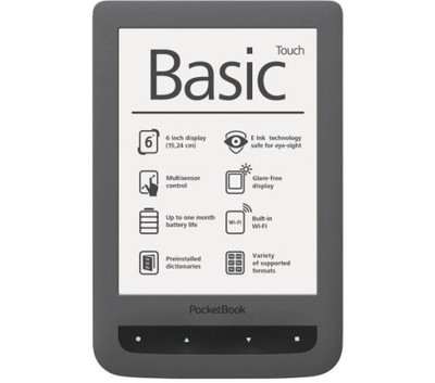 OUTLET OLEOLE!  POCKETBOOK BASIC  TOUCH PB624-Y-WW