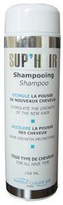 sup'HAIR - leczniczy szampon na wypadające włosy.