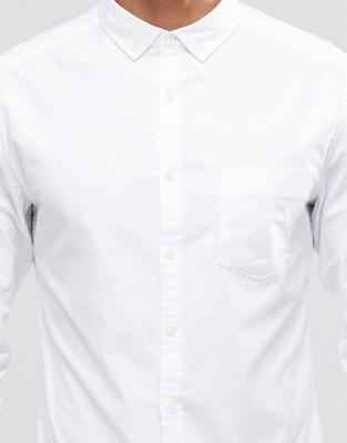 koszula exAsos Oxford grubsza bawełna  S