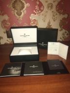 Kompletne pudełko na zegarek Federique Constant