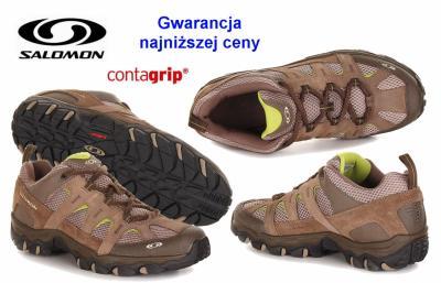 Salomon Mambo Aero buty trekkingowe męskie 40 23