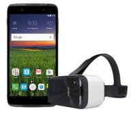 OUTLET OLEOLE! SMARTFON ALCATEL IDOL 4 SZARY + VR