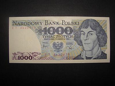 1000 zł 1982 ET 4620479 (st II-)