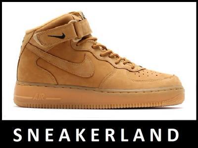 Nike AIR FORCE 1 MID 715889 200 Miodowe r. 40 46