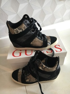 81ebd6189 Sneakersy Guess 38 oryginalne by new klein blog - 6999869932 ...