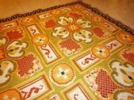 Ogromny Ręcznie tkany dywan z Arraiolos w Alentejo