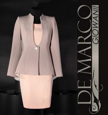 7493947da9 Elegancki frak do sukienki wesele dla mamy DeMarco - 6675412243 ...