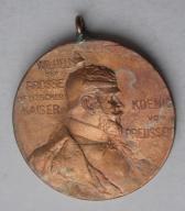 Niemcy Prusy medal 100 urodziny Wilhelm I 1797-897